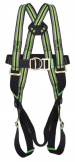 2 Point Full Body Harness With Chest, Shoulder & Leg Adjustment