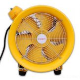 ATEX Rated Portable Ventilation Fan 110v