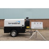 Mobile Breathing Air Compressors
