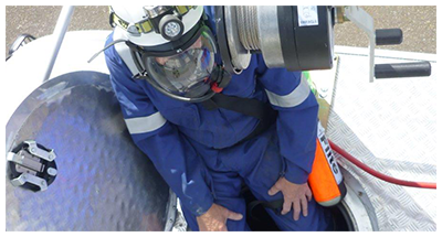 Water Services & Equipment | Confined Space Safety | Breathe