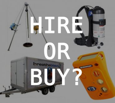 Purchase vs Hire When It Comes to Safety Critical Equipment