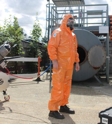Synchorsuit - Solution to Your Contamination Problem